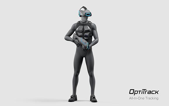 Post Magazine - OptiTrack previews latest mocap technology