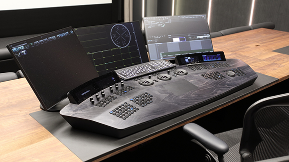 Post Magazine - MMC opens new grading theater in Germany