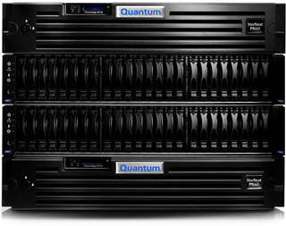 Quantum Also Demonstrated A Stornext Based 4k Collaborative Workflow Across Data Center And Remote Private Cloud Leveraging Its Lattus Object Storage