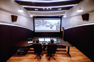 Clap Studiosu0027 New 600 Square Foot Dubbing Theater Was Created To Provide  Local And International Content Creators With A World Class Facility For  Mixing And ...