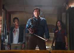 Post Magazine - Audio: 'Ash vs Evil Dead'