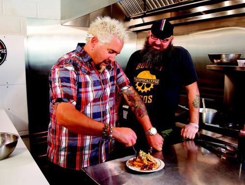 Post Magazine Primetime 39 Diners Drive Ins and Dives 39