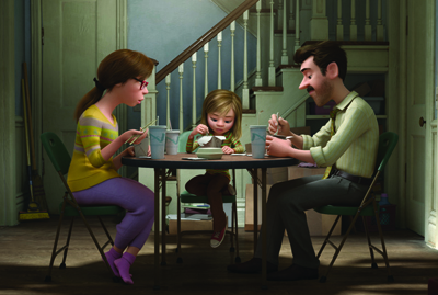 Post Magazine - Animation: Pixar's 'Inside Out'
