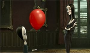 FILM TRAILER: <I>The Addams Family</I>
