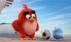 FILM TRAILER: 'The Angry Birds Movie'