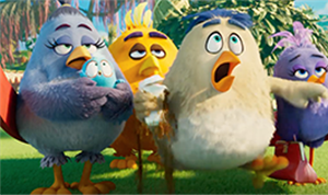 FILM TRAILER: <I>The Angry Birds 2</I> (new)