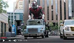 FILM TRAILER: <I>Ant Man and The Wasp</I>