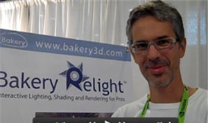 SIGGRAPH 2011: The Bakery