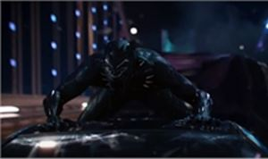 FILM TRAILER: <I>Black Panther</i>