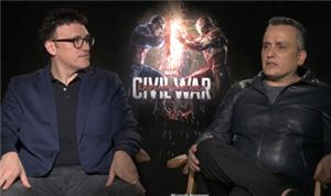 IMAX: 'Captain America: Civil War' directors Anthony & Joe Russo