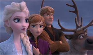 FILM TRAILER: <I>Frozen 2</I>