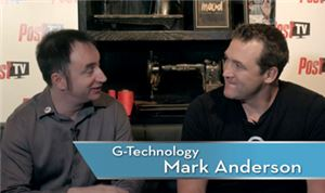 Post Party 2015: G-Technology's Mark Anderson