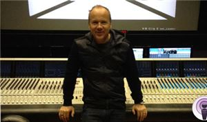 Audio: Clip of Interview With Gravity Sound Designer/Supervising Sound Editor  Glenn Freemantle