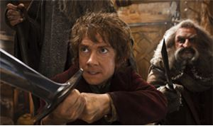 OSCARS: 'The Hobbit: The Desolation of Smaug'
