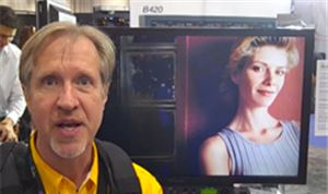 NAB 2011: Ikan shows Cinemage monitors
