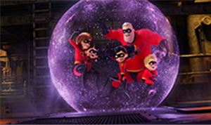 FILM TRAILER: <I>Incredibles 2</I>