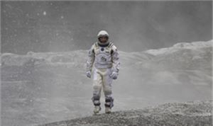 AUDIO CLIP: 'Interstellar' editor Lee Smith