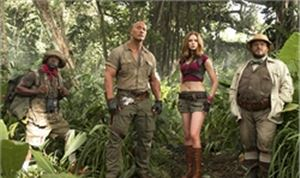 FILM TRAILER: <I>Jumanji: Welcome to the Jungle</I>