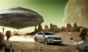 Super Bowl: Making Kia's 'One Epic Ride'