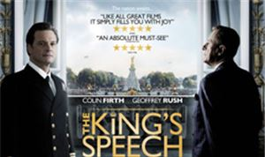 Editing: 'The King's Speech'