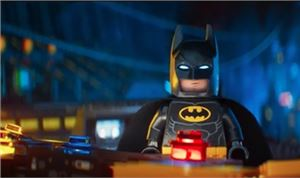 FILM TRAILER: <i>The Lego Batman Movie</i>