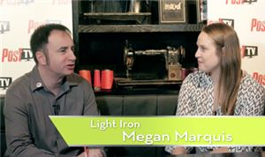 Post Party 2015: Light Iron's Megan Marquis