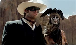 OSCARS: 'The Lone Ranger'