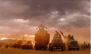 FILM TRAILER: 'Mad Max: Fury Road'