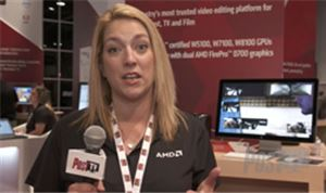 NAB 2015 Meet Our Sponsors: AMD