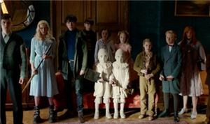 FILM TRAILER: 'Miss Peregrine's Home For Peculiar Children'