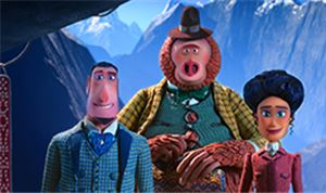 FILM TRAILER: <I>Missing Link</I>