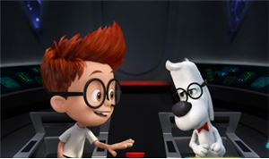 FILM TRAILER: 'Mr. Peabody & Sherman'