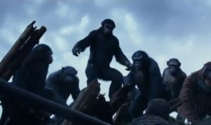 FILM TRAILER: 'Dawn of the Planet of the Apes'