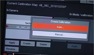 TUTORIAL: Black Shade Calibration