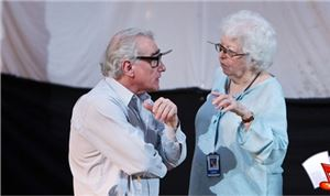 Audio: Interview With Thelma Schoonmaker on 'The Wolf of Wallstreet'