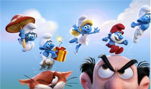 FILM TRAILER: <i>Smurfs: The Lost Village</i>