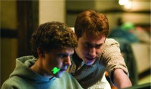 Editing: 'The Social Network'