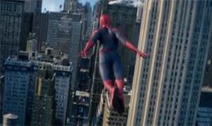 FILM TRAILER: 'The Amazing Spider-Man 2'