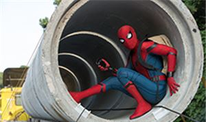FILM TRAILER: <I>Spider-Man: Homecoming</I>