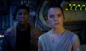 FILM TRALER: 'Star Wars: The Force Awakens'