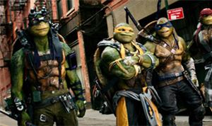 FILM TRALER: 'Teenage Mutant Ninja Turtles - Out Of The Shadows'