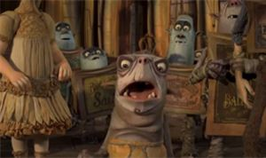 FILM TRAILER: 'The Boxtrolls'