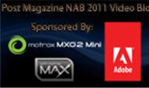 NAB 2011: Heath Firestone Video Blog - Day 1
