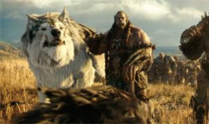 FILM TRAILER: 'Warcraft'