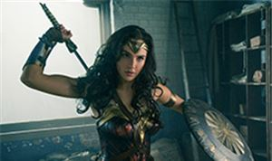 FILM TRAILER: <I>Wonder Woman</I>