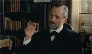 Scene from A Dangerous Method