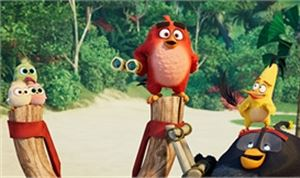 FILM TRAILER: <I>The Angry Birds 2</I>
