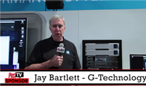 NAB 2016: G-Technology
