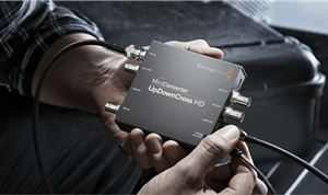 Blackmagic Design releases new converters