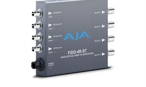AJA announces new mini-converters at NAB 2015